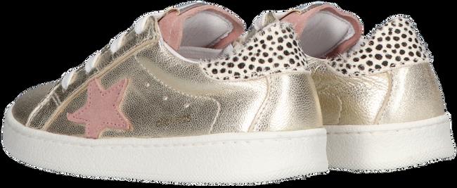 Goldfarbene CLIC! Sneaker low CL-20305  - large