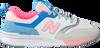 Weiße NEW BALANCE Sneaker CW997  - small