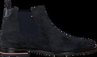 Blaue TOMMY HILFIGER Chelsea Boots SIGNATURE HILFIGER CHELSEA  - medium