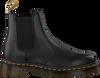 Schwarze DR MARTENS Chelsea Boots 2976 VEGAN  - small