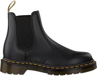 Schwarze DR MARTENS Chelsea Boots 2976 VEGAN  - medium