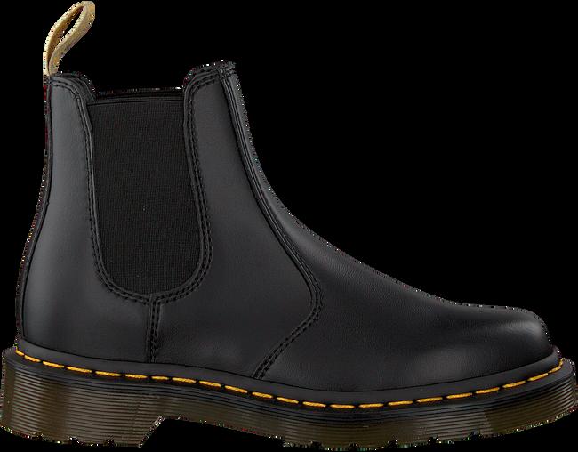Schwarze DR MARTENS Chelsea Boots 2976 VEGAN  - large