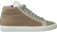 Beige P448 Sneaker high STAR MEN  - medium
