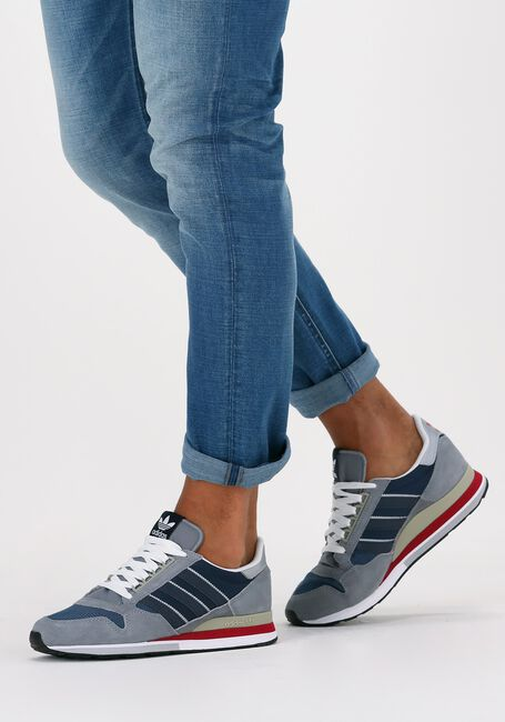 Graue ADIDAS Sneaker low ZX 500  - large