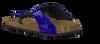 Blaue BETULA Zehentrenner ROSE - small