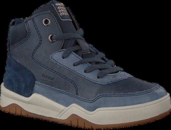 Blaue GEOX Sneaker J825PC - large
