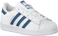 Weiße ADIDAS Sneaker SUPERSTAR C  - medium