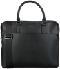 Schwarze GUESS Laptoptasche SCALA BRIEFCASE  - small