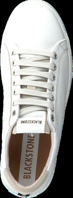 Weiße BLACKSTONE Sneaker low RL84  - large
