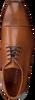 Cognacfarbene VAN LIER Business Schuhe 1953400  - small