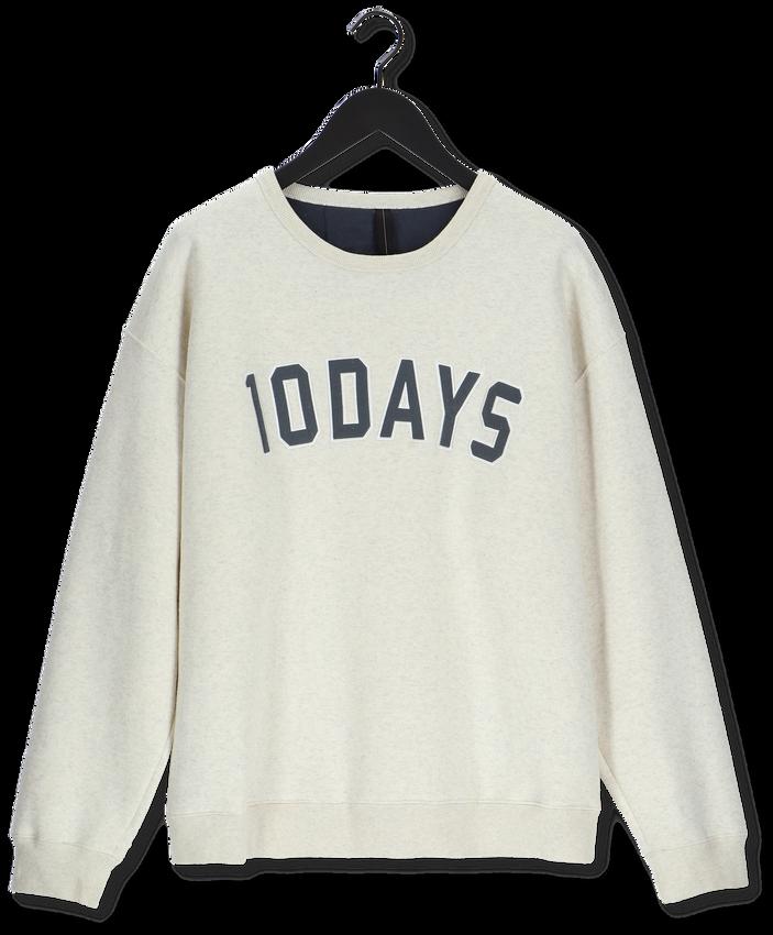 Nicht-gerade weiss 10 DAYS Sweater STATEMENT SWEATER - larger
