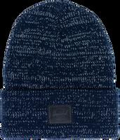 Blaue HERSCHEL Mütze ABBOTT REFLECTIVE  - medium