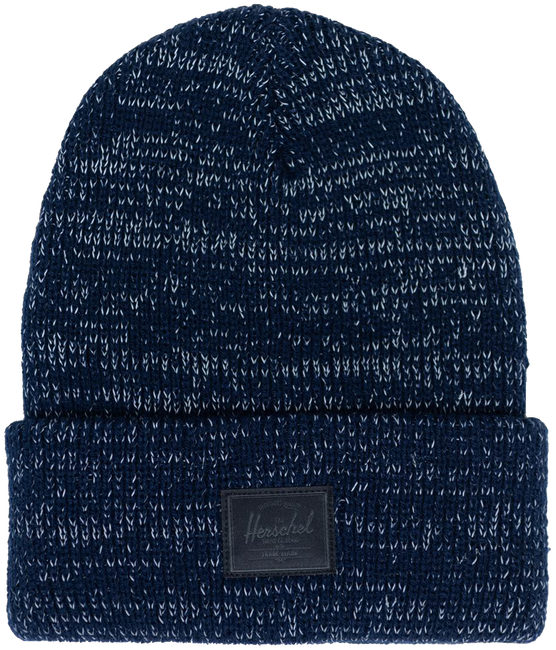 Blaue HERSCHEL Mütze ABBOTT REFLECTIVE  - large
