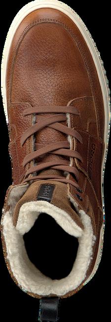 Cognacfarbene BJORN BORG Sneaker COLLIN HIGH  - large