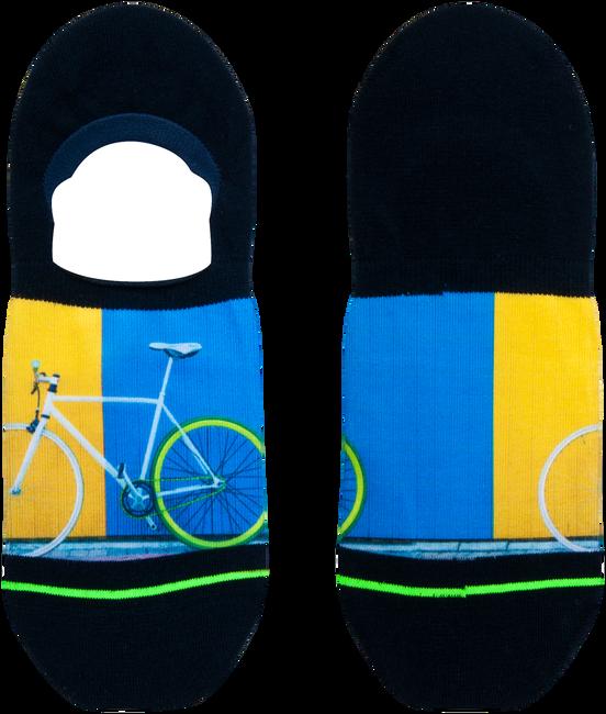 Mehrfarbige/Bunte XPOOOS Socken BIKE  - large