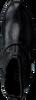 Schwarze MJUS Stiefeletten 226208 - small