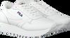 Weiße FILA Sneaker ORBIT ZEPPA L KIDS  - small