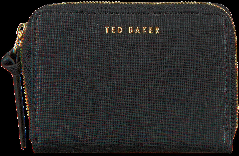 Schwarze TED BAKER Portemonnaie KATRIEN CfNm7
