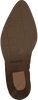 Cognacfarbene NOTRE-V Stiefeletten AI42A  - small