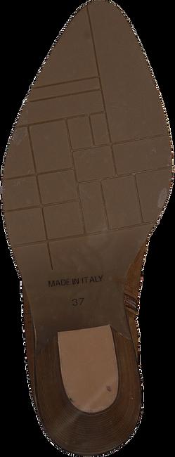 Cognacfarbene NOTRE-V Stiefeletten AI42A  - large