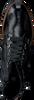 Schwarze MARIPE Schnürboots 29203  - small