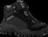 Schwarze RED-RAG Sneaker high 13289  - small