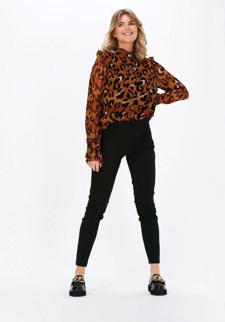 Leopard FABIENNE CHAPOT Bluse CARMEN BLOUSE  - large