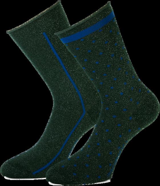 Grüne MARCMARCS Socken ELENA COTTON - large