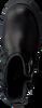 Schwarze PINOCCHIO Stiefeletten P1868  - small