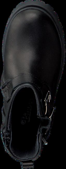 Schwarze PINOCCHIO Stiefeletten P1868  - large