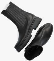 Schwarze GABOR Chelsea Boots 761.1  - medium