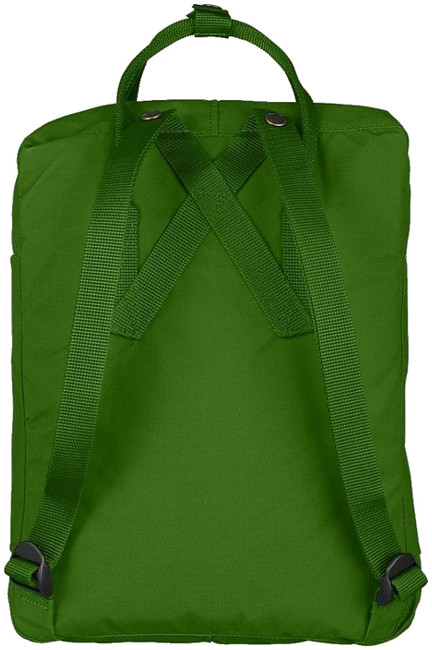 Grüne FJALLRAVEN Rucksack KANKEN - large