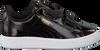 Schwarze PUMA Sneaker BASKET HEART GLAM - small