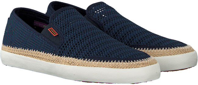 Blaue SCOTCH & SODA Slip-on Sneaker IZOMI  - large