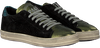 Schwarze P448 Sneaker JOHN WMN - small