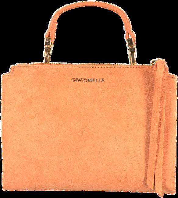 Orangene COCCINELLE Umhängetasche ARLETTIS 55B7  - large
