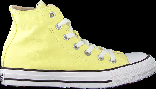 Gelbe CONVERSE Sneaker CHUCK TAYLOR ALL STAR HI DAMES  - large