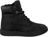 Schwarze TIMBERLAND Ankle Boots DAVIS SQUARE 6 KIDS - medium