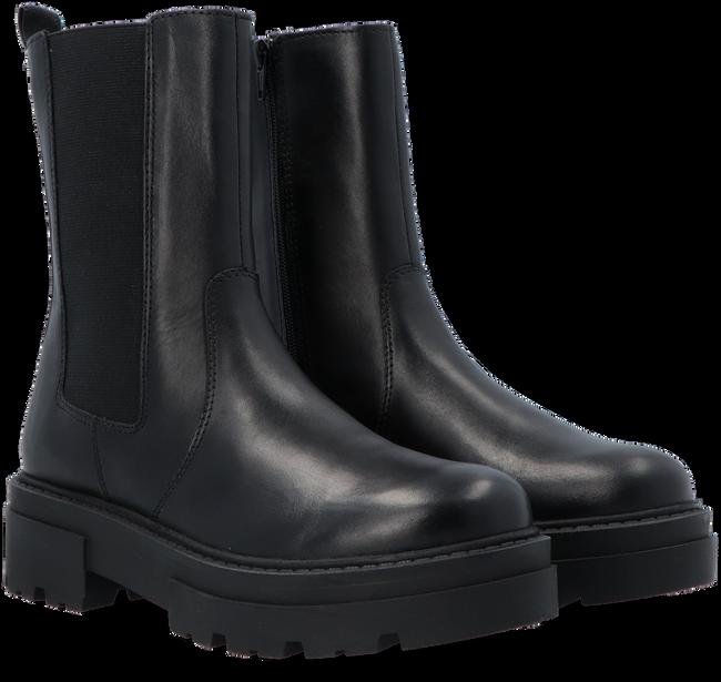 Schwarze PS POELMAN Chelsea Boots LPCLOKI-15  - large
