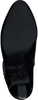 Schwarze UNISA Stiefeletten PIO - small