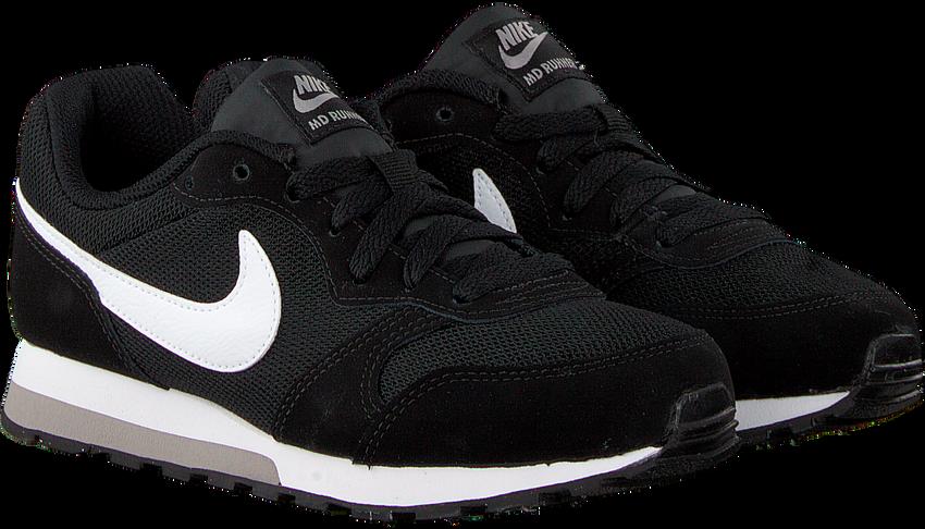 Schwarze NIKE Sneaker MD RUNNER 2 (GS) - larger