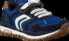 Blue GEOX shoe J7215B  - small