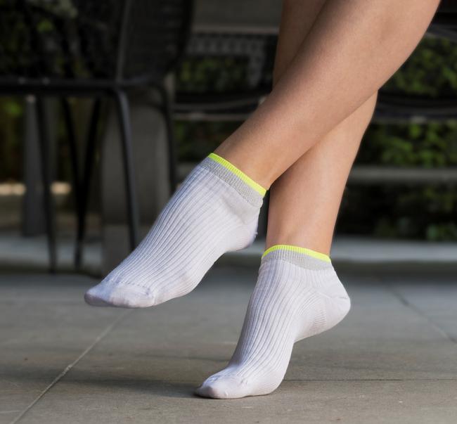 Weiße MARCMARCS Socken MOSCOW  - large
