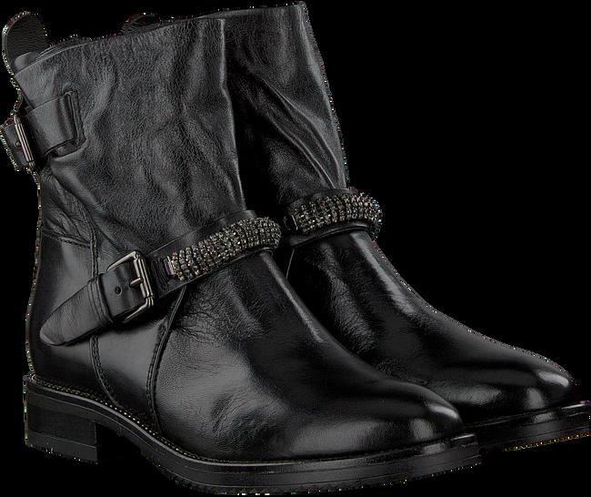 Schwarze OMODA Biker Boots 108261  - large