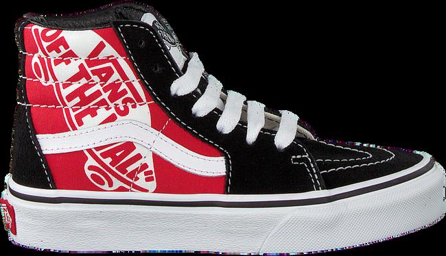 Schwarze VANS Sneaker UY SK8-HI  - large