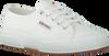 Weiße SUPERGA Schnürschuhe JCOT CLASSIC - small