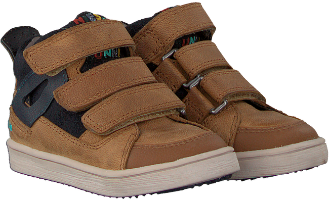 Cognacfarbene BUNNIES JR Sneaker PATRICK PIT  - large