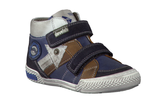Blaue DEVELAB Sneaker 5244 - large