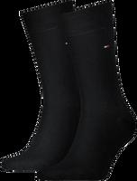 Schwarze TOMMY HILFIGER Socken TH MEN SOCK CLASSIC - medium