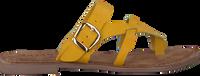 Gelbe LAZAMANI Pantolette 75.608  - medium